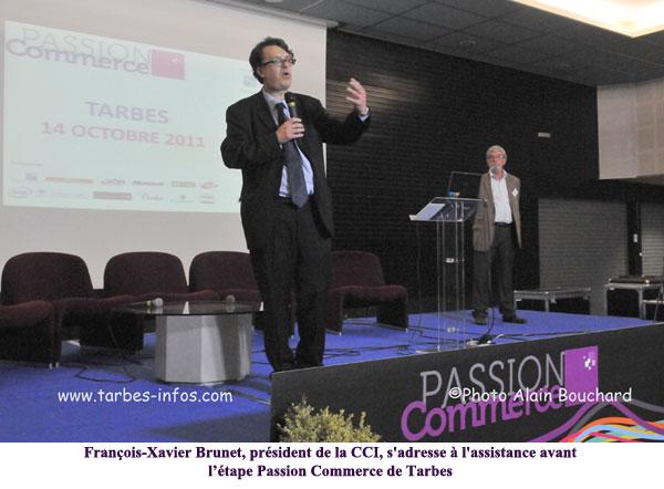 Passion commerce interview de jean claude ermenault directeur des m tiers de l 39 economie - Chambre des commerces tarbes ...