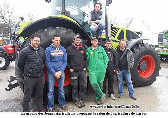 Salon de l agriculture le resto des jeunes agriculteurs - Salon de l agriculture place gratuite ...