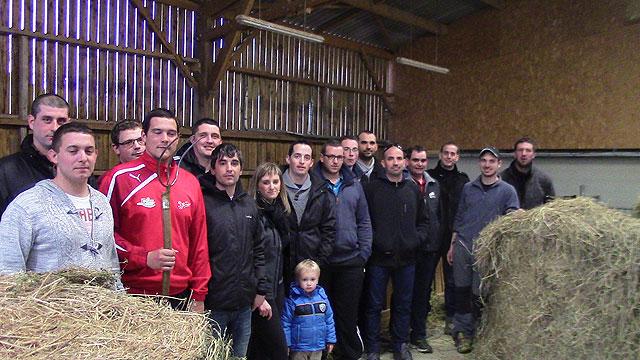 Site de rencontre jeunes agriculteurs
