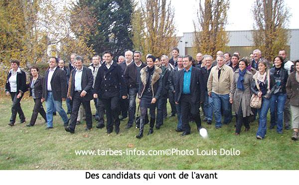 Les candidats de la fdsea et ja la chambre d agriculture for Chambre agriculture 13