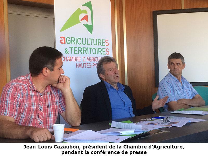 La chambre d agriculture des hautes pyr n es organise les journ es innov action 2018 qui auront - Chambre d agriculture tarbes ...