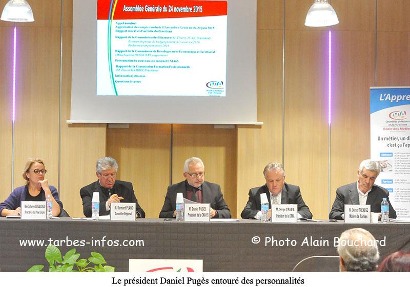 Assembl E G N Rale De La Cma 65 Le Rapport D 39 Activit S