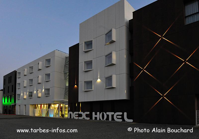 Inauguration du nex hotel 2 site d 39 informations en for Site hotel en ligne
