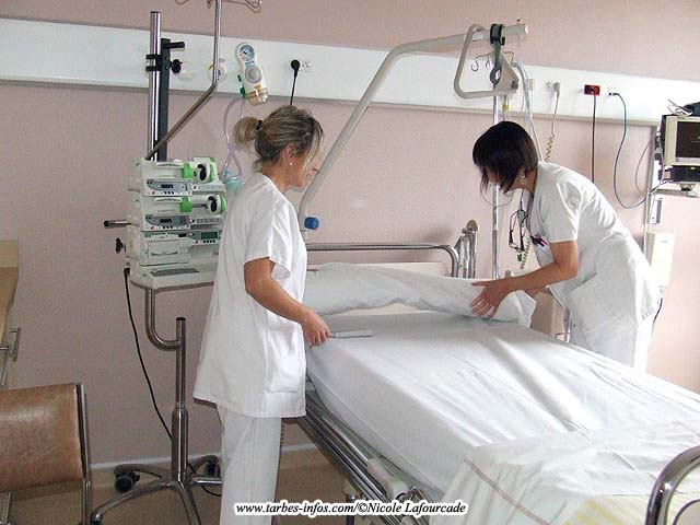 R habilitation du 3 me tage du centre hospitalier de for Chambre de soins intensifs en psychiatrie