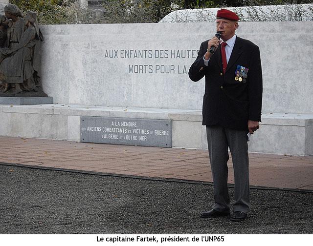 UNP 65: Il y a trente ans, l'attentat du Drakkar… Le-capitaine-fartek_-presid